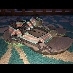Teva Shoes - Teva Sandals, kids size 5